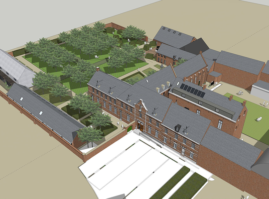 Cohousing klooster Arendonk